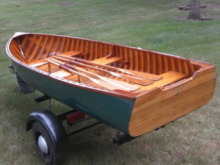 1953 Old Town Dinghy