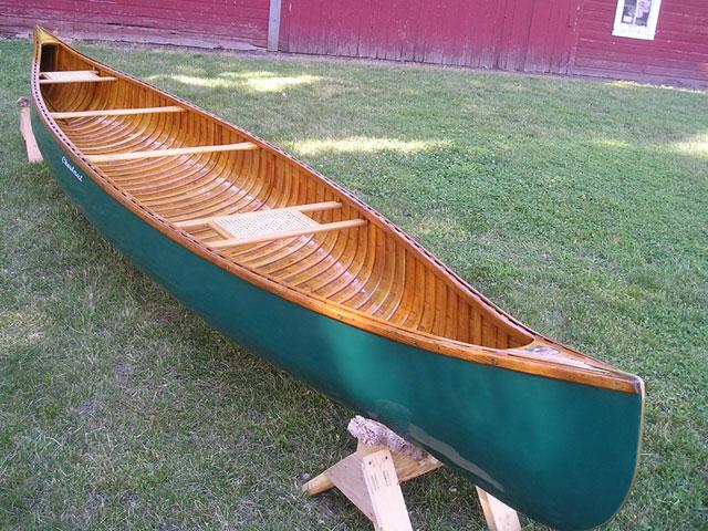 1955 Chestnut Canoe