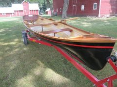 15' Modified Rangeley View 1 - will accept a small outboard - $8,000