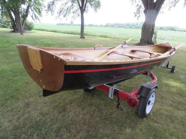 Handmade 15' Modified Rangeley